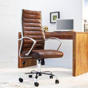 Kancelárska stolička Boss Vintage