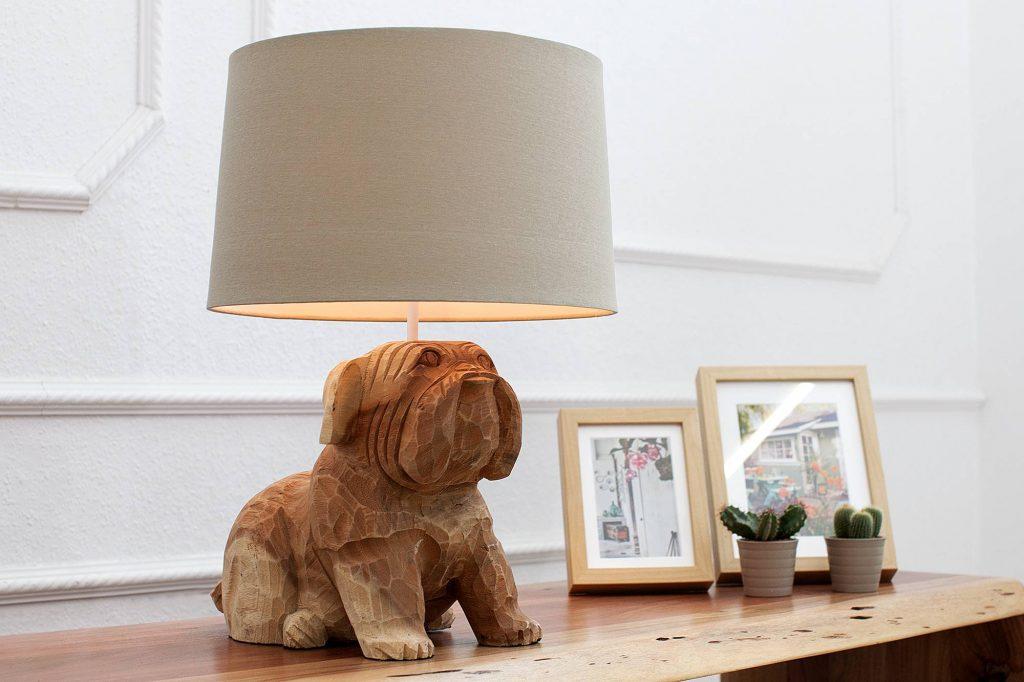 Stolná lampa Alexa