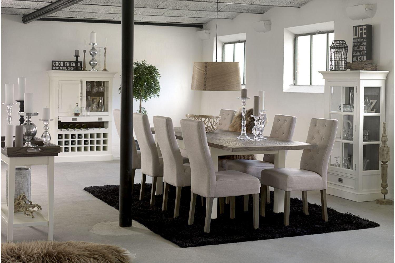 Jedálenský stôl AMSTERDAM