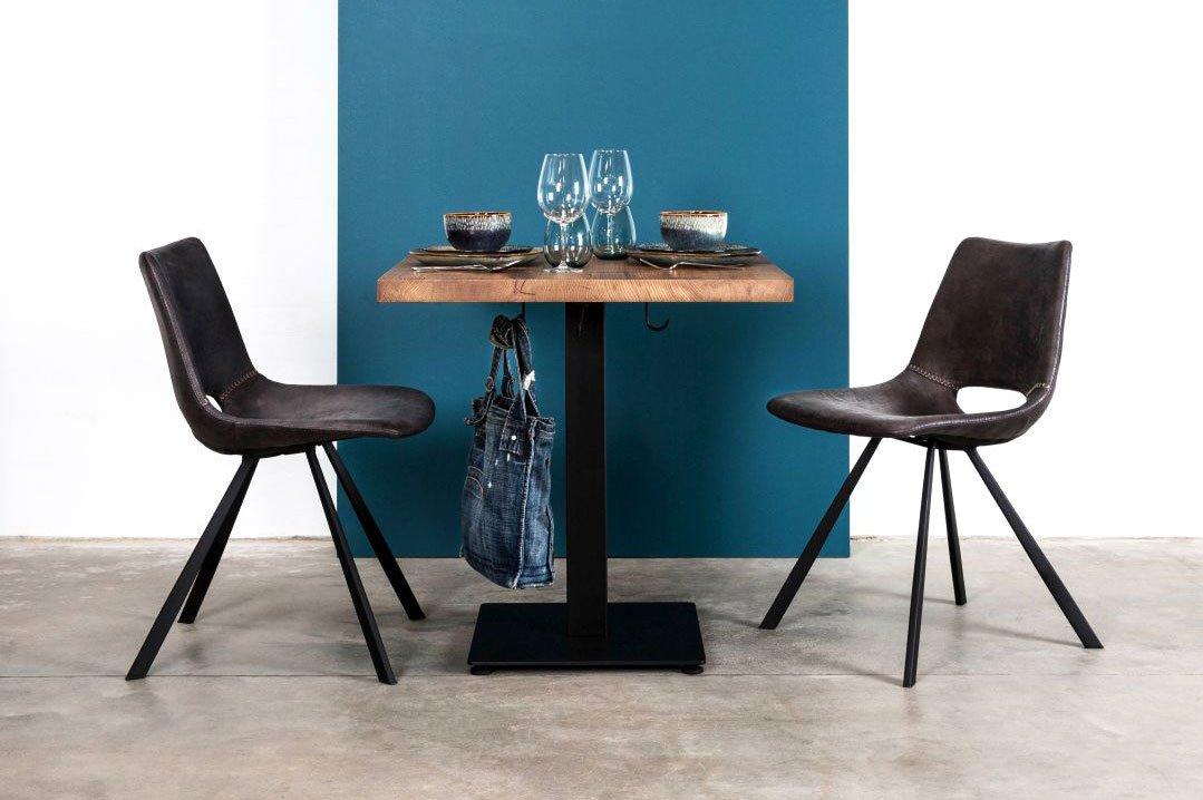 Jedálenský stolík Iris / 75 cm