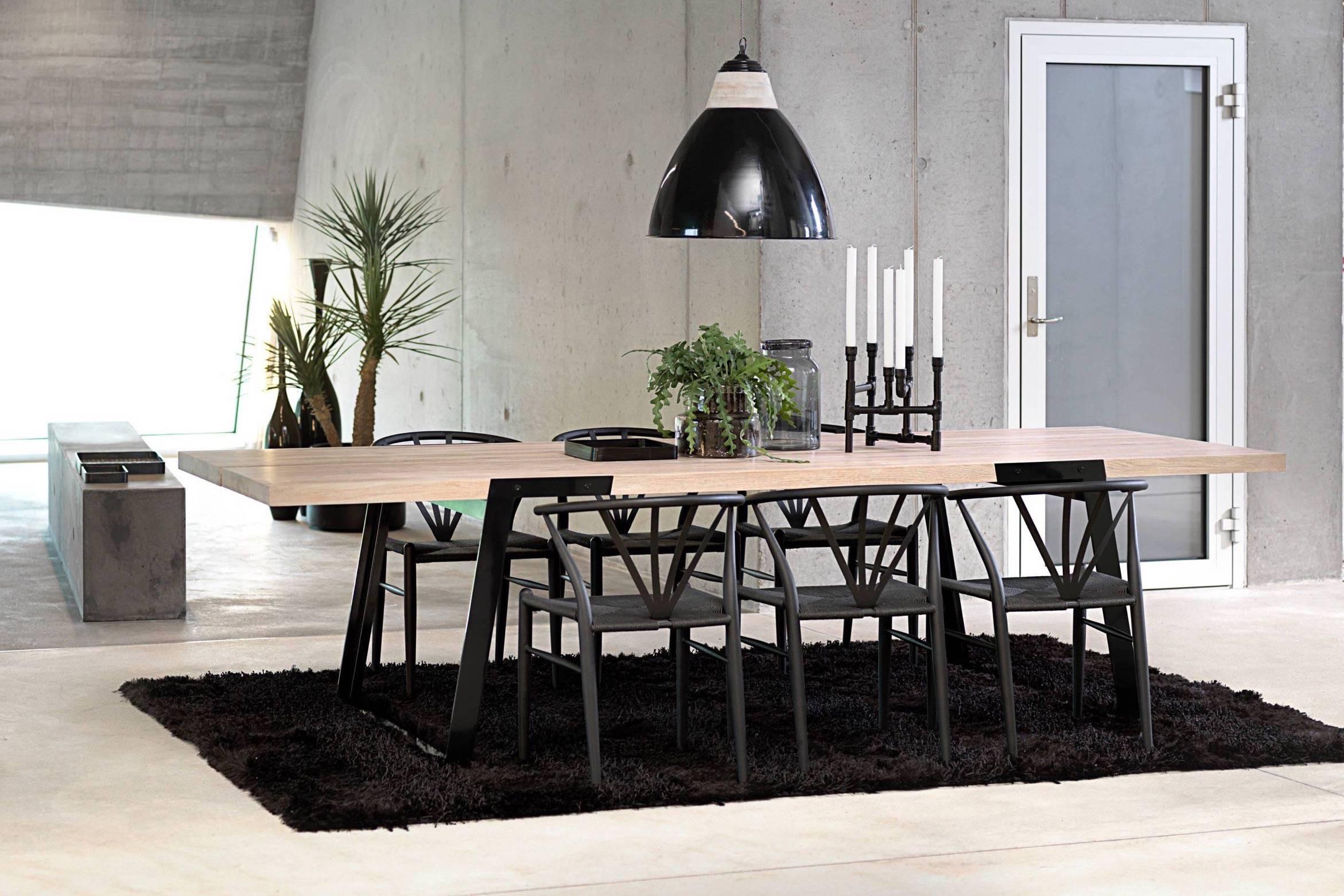 Luxusný jedálenský stôl Zora