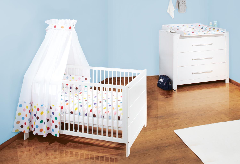 Detská izba Detská postieľka Puro