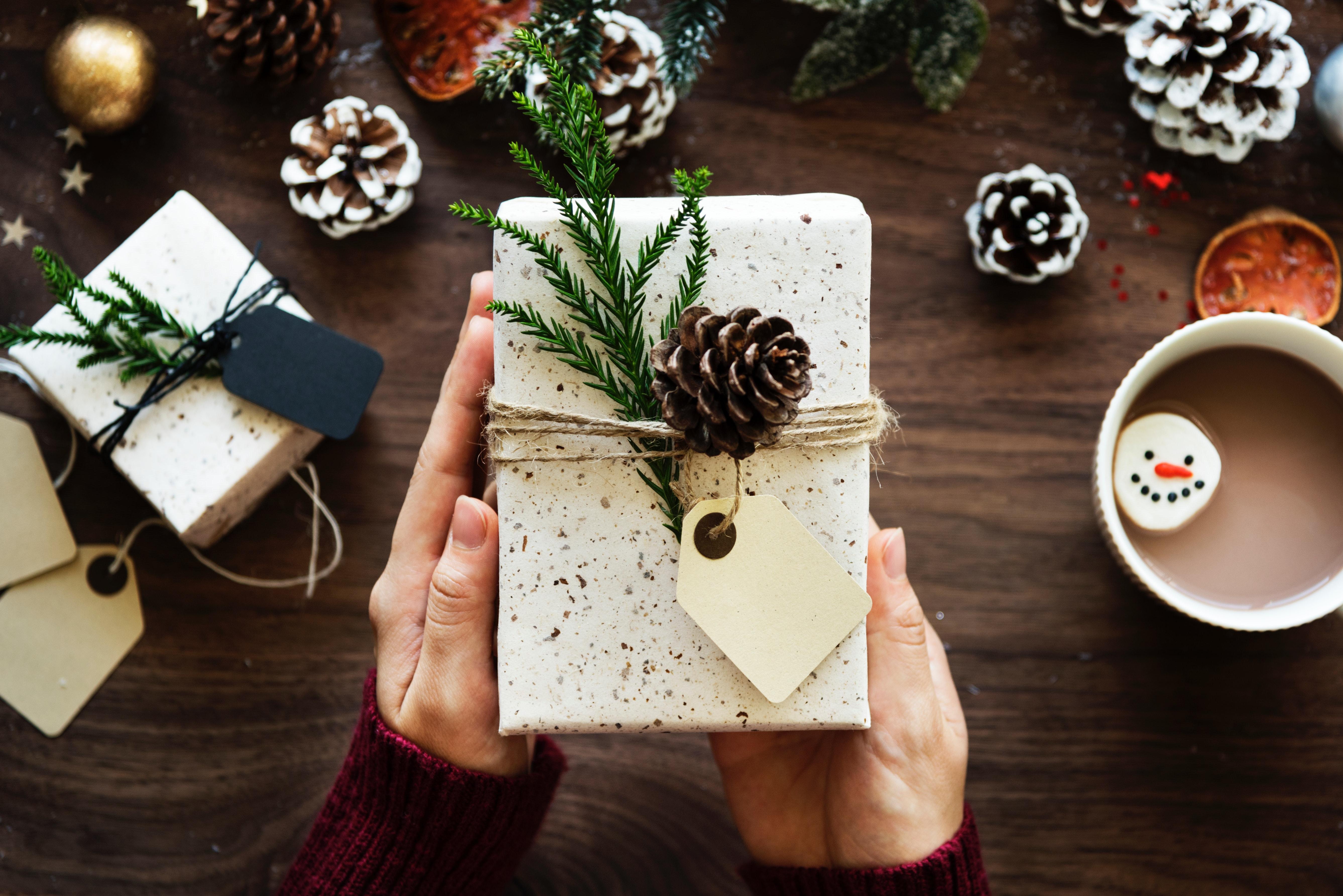 Vas dom v zime a Vianoce