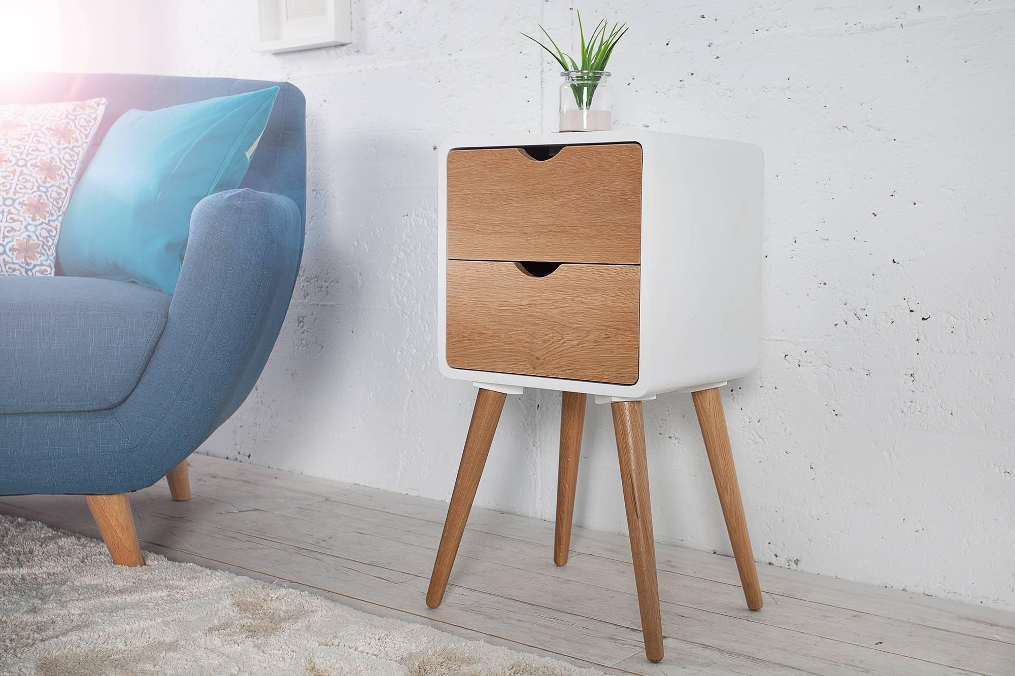 Dizajnová zásuvková skrinka Sweden
