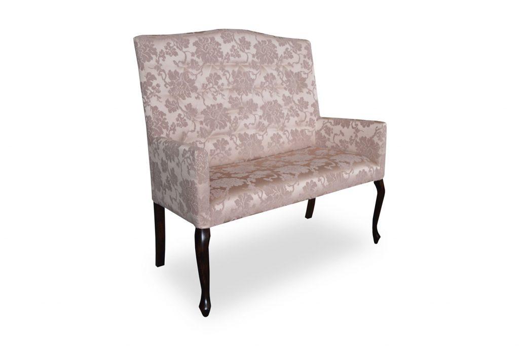 Dizajnová lavica Jenna Chesterfield - rôzne farby
