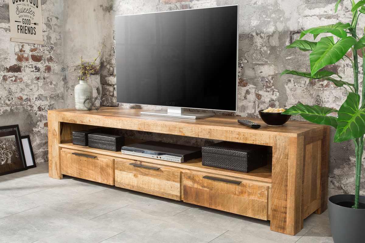 Dizajnový TV Stolík atraktívny nábytok