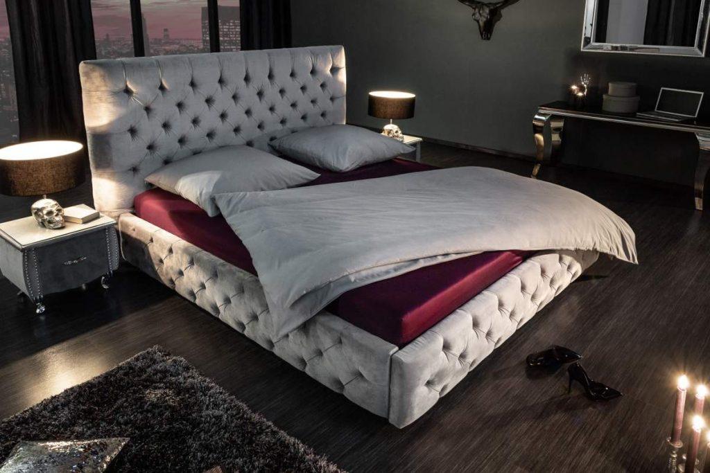 Dizajnová posteľ Laney, ktorú by vybral dobrý dizajnér
