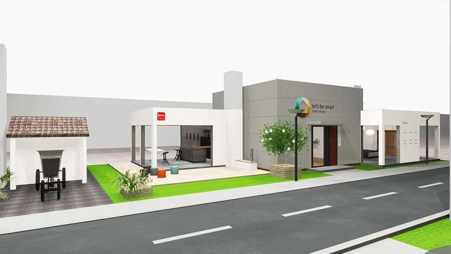 Smart Village výstava v Kolíne
