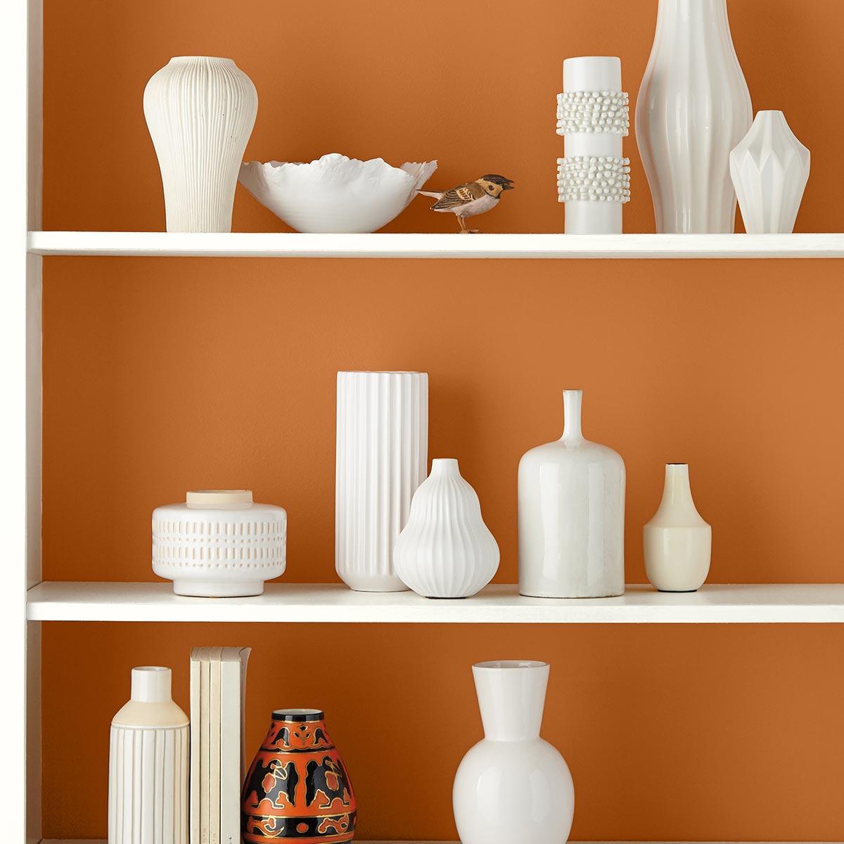 Zdroj: Behr Rumba Orange farebná paleta
