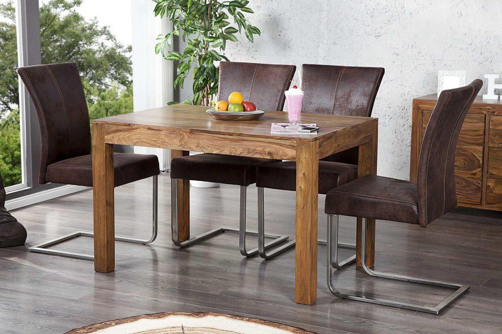 Jedálenský stôl z masívu Las Palmas 120, masívny nábytok