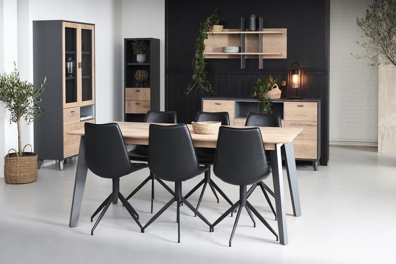Jedálenský stôl Aakil, 180 cm