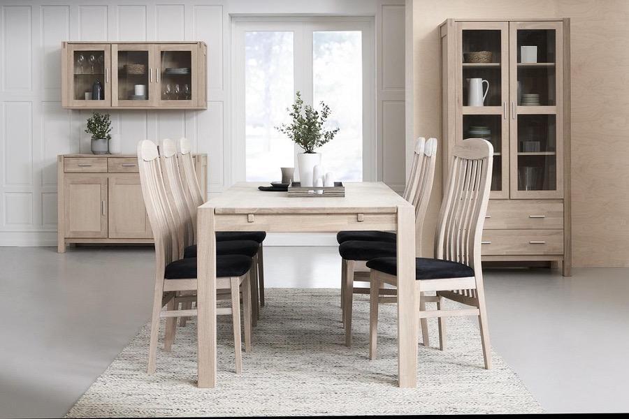 Dizajnový jedálenský stôl Aalto, 180 cm