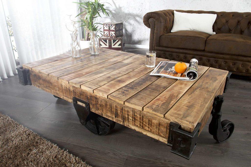 A dohányzóasztal és a bútorok - 3 ellenség a takarításban