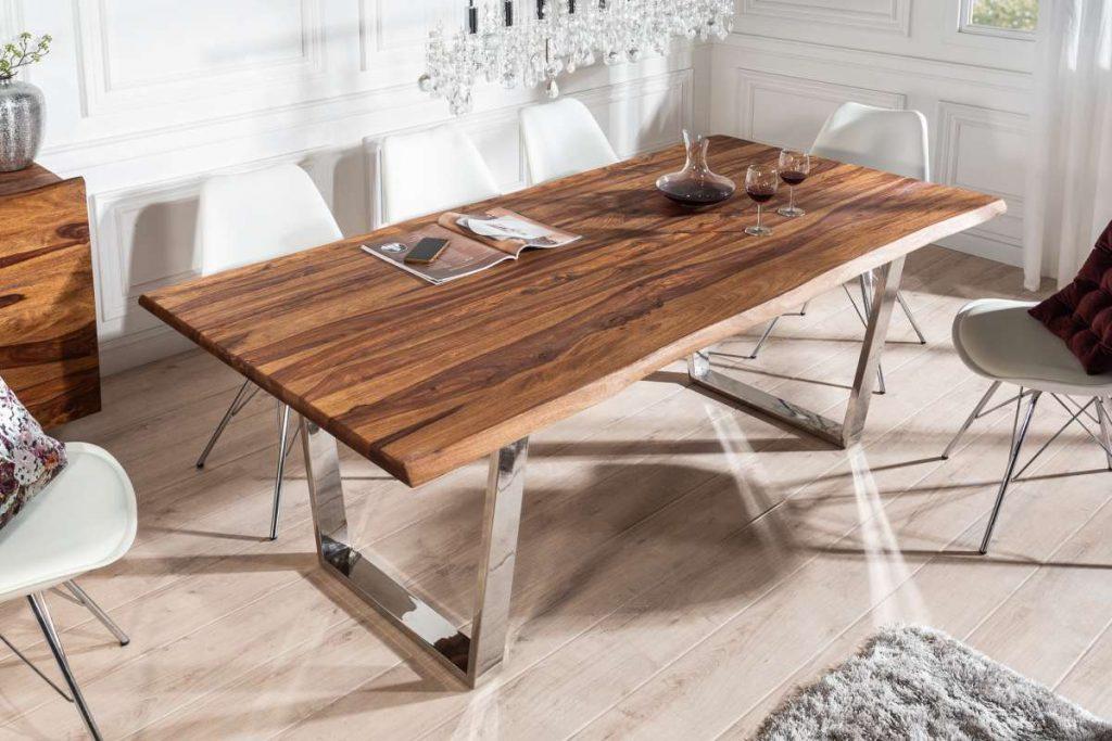 Dizajnový jedálenský stôl Massive