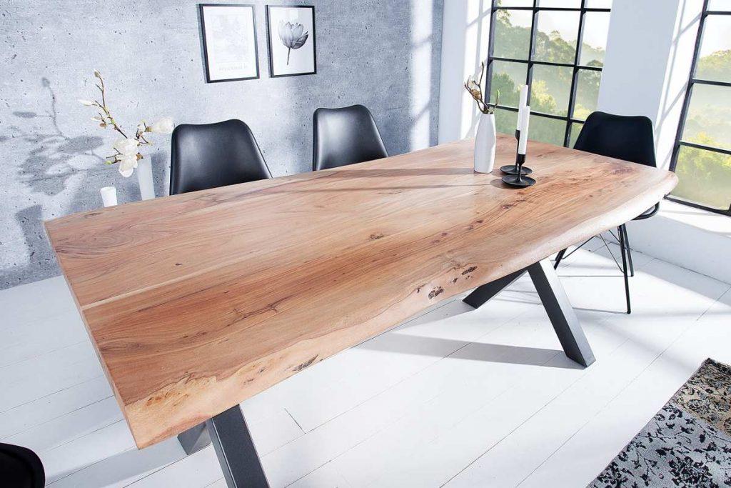 Masszív étkezőasztal - mit kell tudni vásárlás előtt