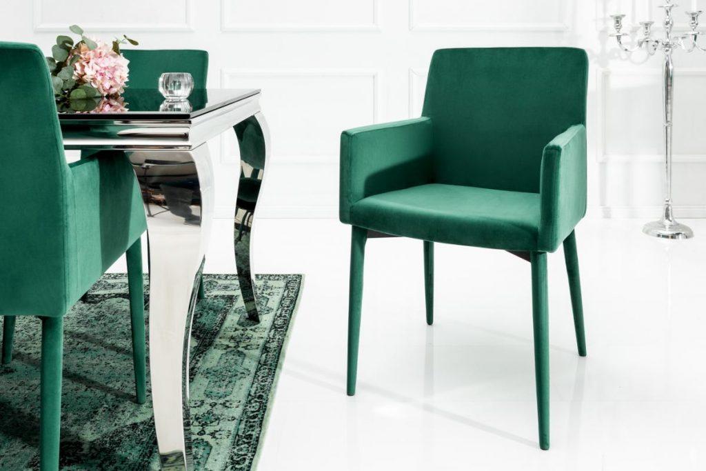 Jedálenské stoličky - čo vedieť pred výberom?