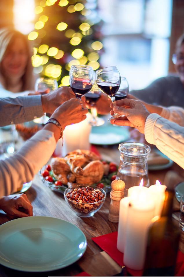 Vianočný hostiteľ, zdroj: Unsplash
