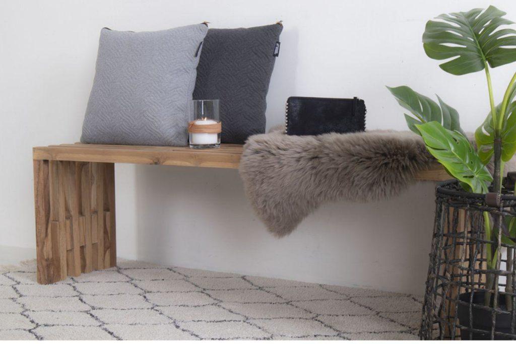 drevená záhradný lavica estilofina